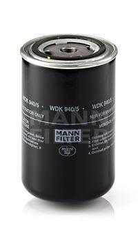 WDK9405 Фильтр топливный DAF TRUCKS