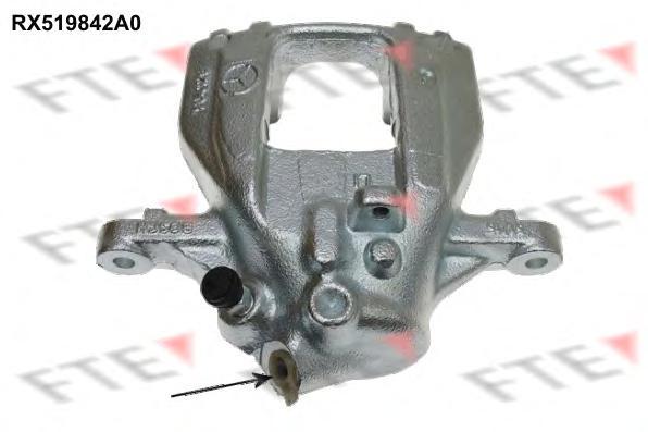 RX519842A0 Тормозной суппорт Re L MB, VAG Crafter восст.