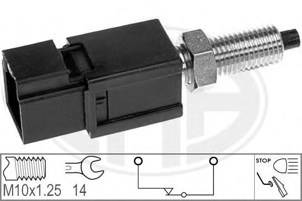 330044 Выключатель стоп-сигнала HYUNDAI/KIA/NISSAN/SUBARU