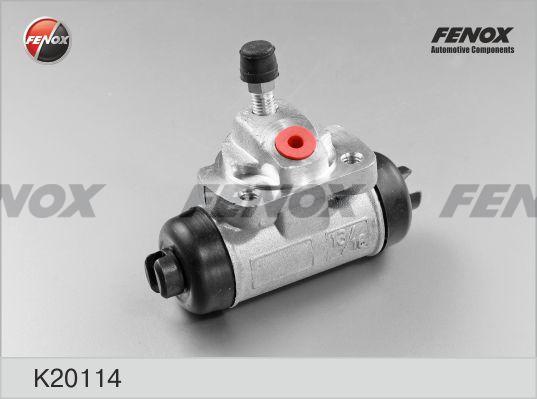 K20114 Цилиндp тоpмозной колесный Nissan Primer