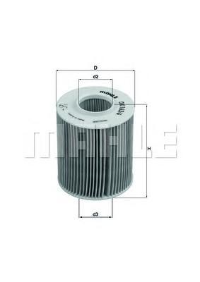 OX1634D Фильтр масляный OPEL ASTRA G/H/CORSA C/MERIVA 1.7D