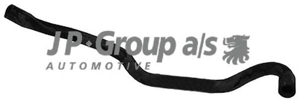 1114303900 Шланг расширительного бачка / VW Passat-III 1.8-2.0/1.6-1.9D,TD 88~