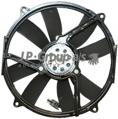 1399100580 Мотор вентилятора радиатора прав.