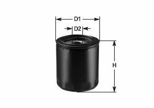 DO341 Фильтр масляный двигателя