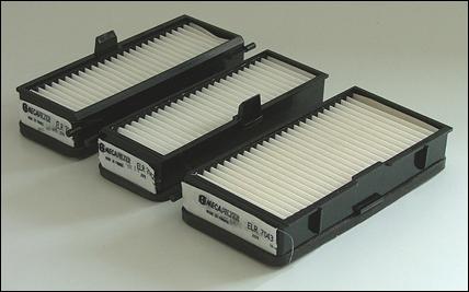 jlr7064 Фильтр салона (2x ELR7042 1x ELR7043)