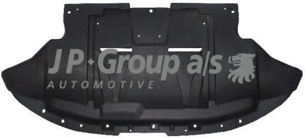 1181300700 Защита двигателя-передняя усиленная / AUDI A-4, VW Passat-V, Skoda Superb 96~