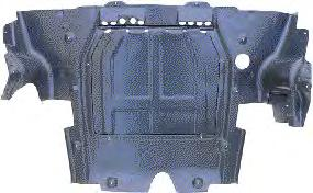 3742701 Защита двигателя OPEL: ASTRA G Наклонная задняя часть (F48, F08) = 1.2 16V/1.4/1.4 16V/1.6/1.6 16V/1.6 LPG/1.7 CDTI/1.7