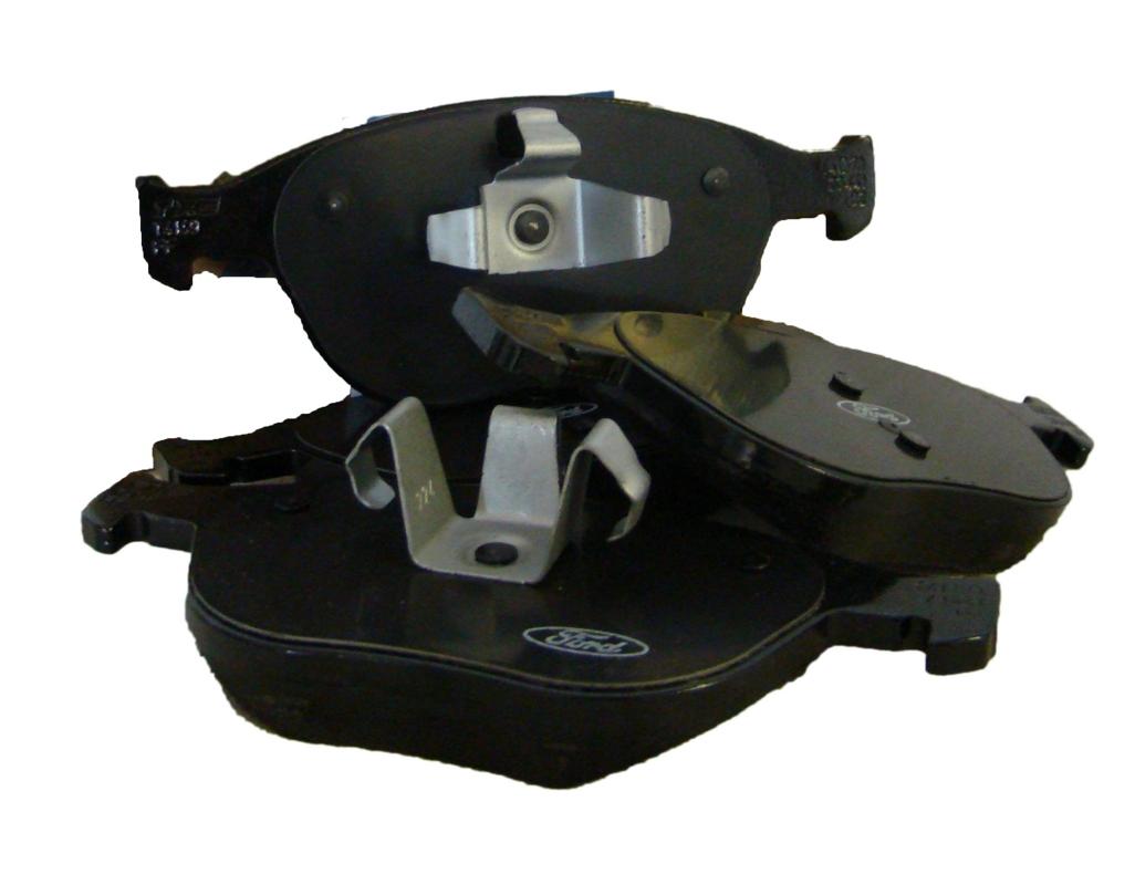 4427737 Колодки тормозные дисковые передние / FORD Transit Connect 2002~