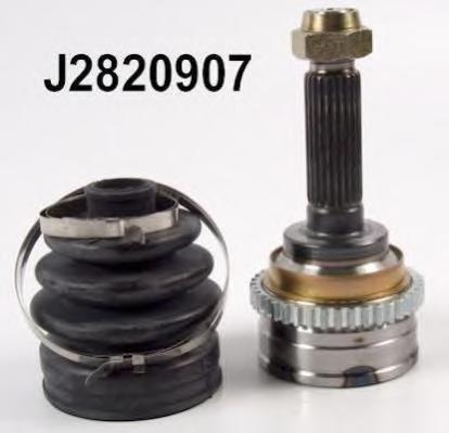J2820907 ШРУС DAEWOO MATIZ 0.8 98 нар.(ABS)