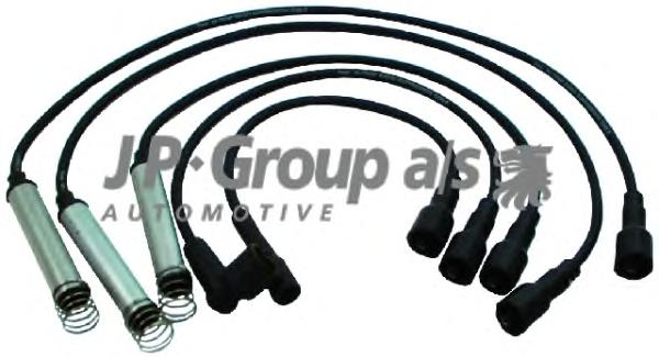 1292001310 Провода высоковольтные, комплект / OPEL Astra-F,Kadett-E 1.8/2.0SE,NV,NZ,NE