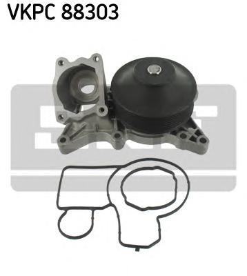 VKPC88303 Насос водяной BMW F10/F11/F01/E70/E71 3.0D 08-