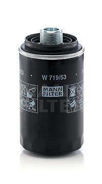 W71953 Фильтр масляный VAG CJKA/CJKB