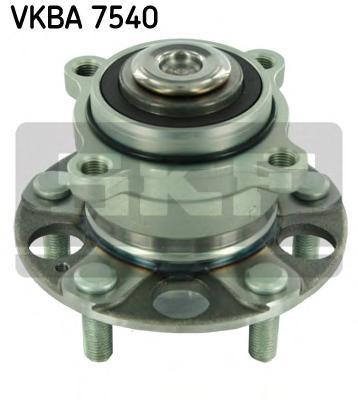 VKBA7540 Р/к-т ступицы Re Honda Accord VIII 08-