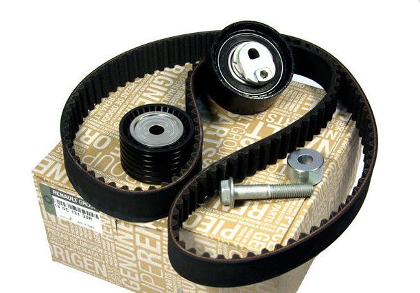 130C13130R Ремень ГРМ (комплект: ремень+ролики)