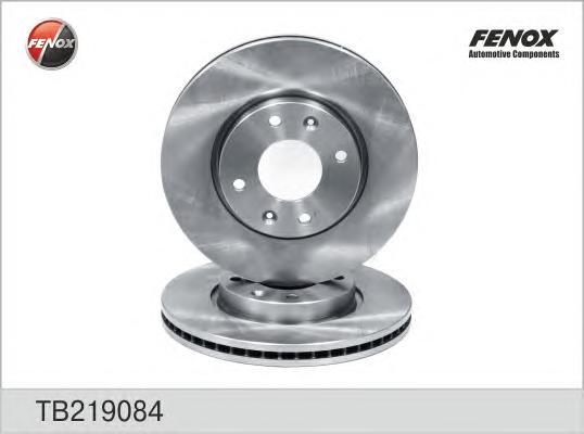 TB219084 Диск тормозной HYUNDAI ELANTRA 2.0 01-/SONATA/KIA MAGENTIS 01- передний D=280мм