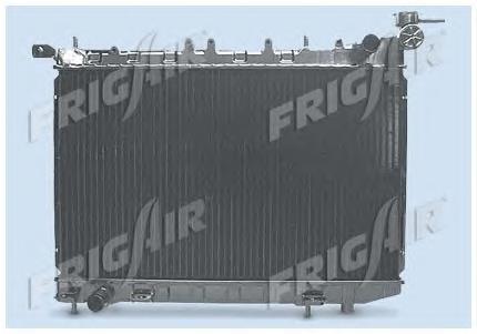 01212532 Радиатор, охлаждение двигателя
