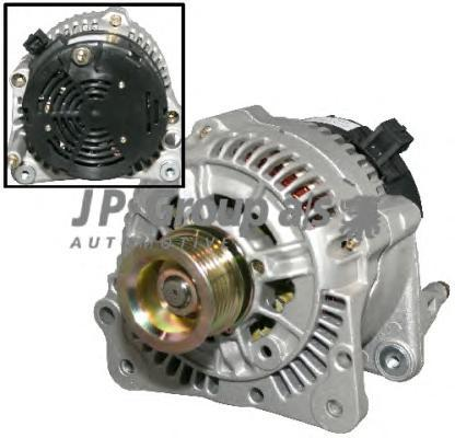 1190100300 Генератор 14V-90A / A3, VW Caddy II, Golf III/IV, Passat, Polo, Sharan, T4, SKODA Fabia, Felicia I/II, FORD Galaxy 1.
