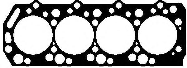 615225240 Прокладка ГБЦ Hyundai 2.5D 93 Mitsubishi Pajero 2.5TD 88