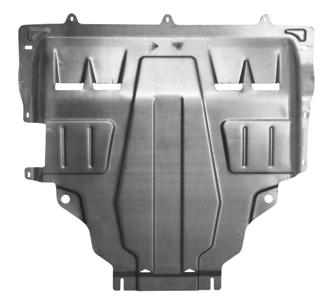 830077054 Защита картера Mazda3 1,6/2,0 2009 Sport
