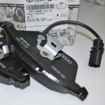 4F0698151D Колодки тормозные дисковые передние / SKODA Superb 02 ~ / VW Passat 97~06