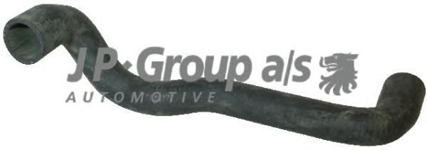 1114309700 Шланг радиатора / SEAT,VW 1.6/1.8 90~