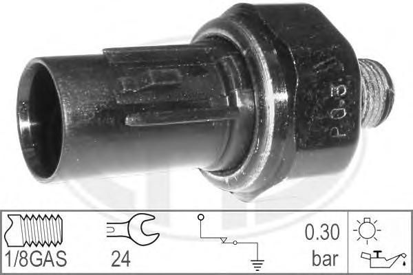 330566 Датчик давления масла HYUNDAI SOLARIS 10-/SONATA EF 04- (ТАГАЗ)/SANTA FE 06-