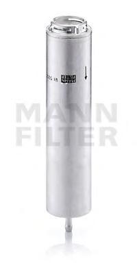 WK5002X Фильтр топливный BMW DIESEL 02-