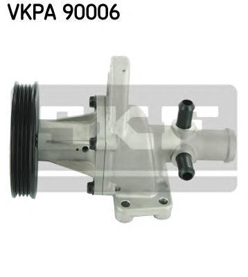 VKPA90006 Насос водяной CHEVROLET: AVEO Наклонная задняя часть 1.2 08-