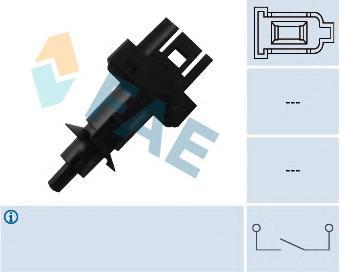 24591 Выключатель стоп-сигнала MB