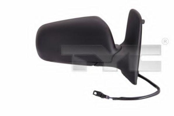 PMG3402M06 Зеркало наружное в сборе прав, электр, с подогр, выпукл SEAT: ALHAMBRA  VW: SHARAN - 98-00