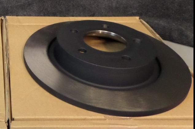 C25Y26251C Диск тормозной задний Mazda-3 2.0L 2006-/5