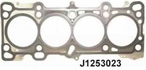 J1253023 Прокладка ГБЦ MAZDA 323 1.6 01-04
