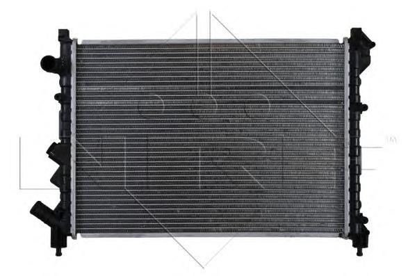 58943 Радиатор RE Laguna/Espace 1.6-2.0 -02
