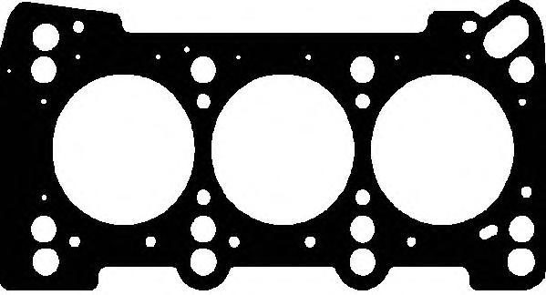 447472 Прокладка ГБЦ AUDI/VW 2.5TD 1м. 1.10мм 97-