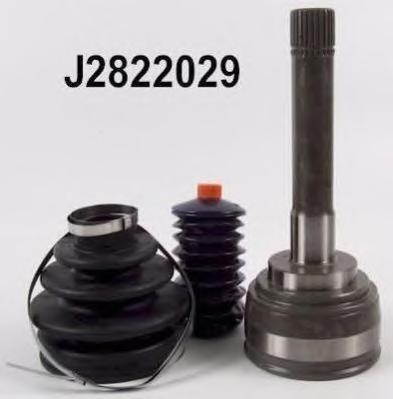 J2822029 ШРУС TOYOTA 4RUNNER/HILUX 2.4-3.4 8702 нар.