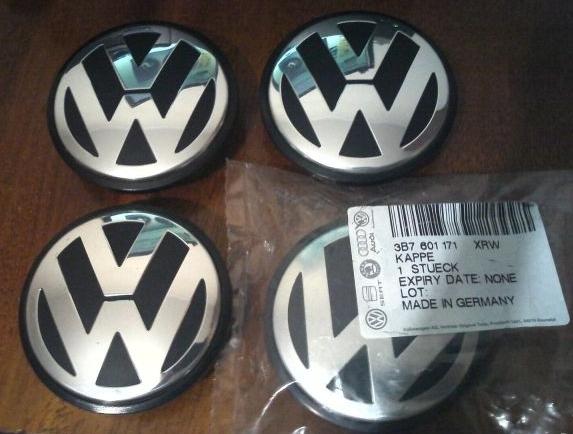 3B7601171XRW Колпачок колесного диска