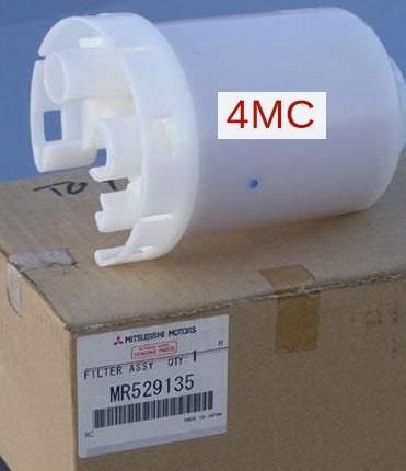 MR529135 Фильтр топливный в бак ПАДЖЕРО 3.5