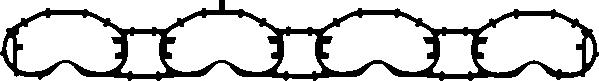 735850 Прокладка впуск.коллектора VAG 1.8 TSI/TFSI 06-