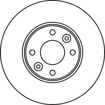 562230j Тормозной диск