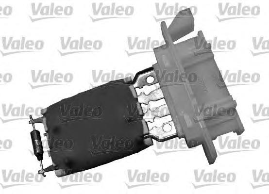509898 Резистор мотора отопителя RENAULT LOGAN