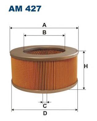 am427 Воздушный фильтр