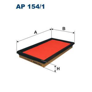 AP1541 Фильтр воздушный NISSAN ALMERA/PRIMERA/MAXIMA/SUBARU FORESTER/IMPREZA/LEGACY