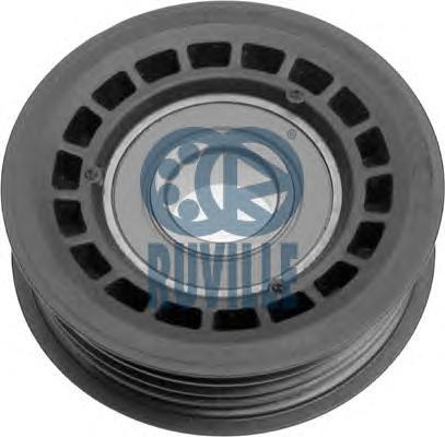 55147 Ролик промежуточный поликлинового ремня генератора, без кондиционера MERCEDES-BENZ: A-CLASS A 140/A 140/A 160/A 160 CDI/A