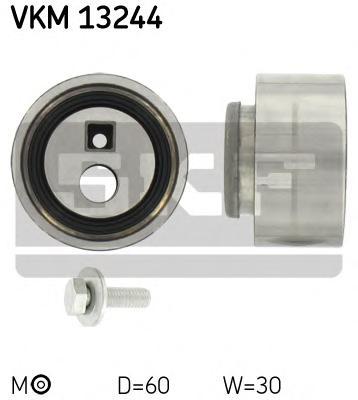 VKM13244 Ролик натяжной ремня ГРМ Citroen. Peugeot 2.0HDI 98