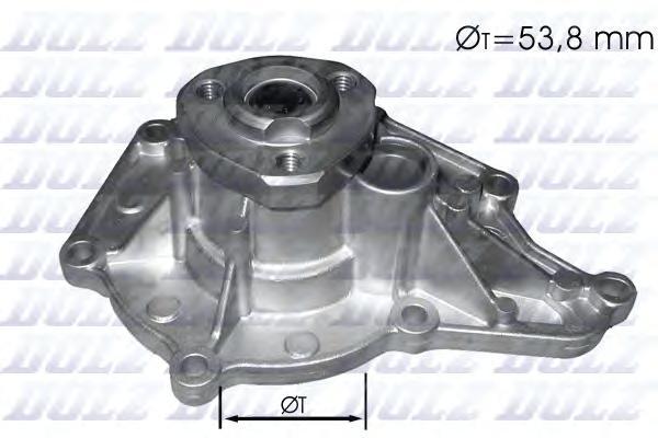 A220 Насос водяной Audi A4/A5 3.2FSI 07