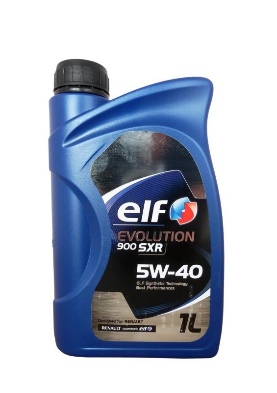 196114 Масло ELF EVOLUTION 900 SXR 5W-40 (1л)
