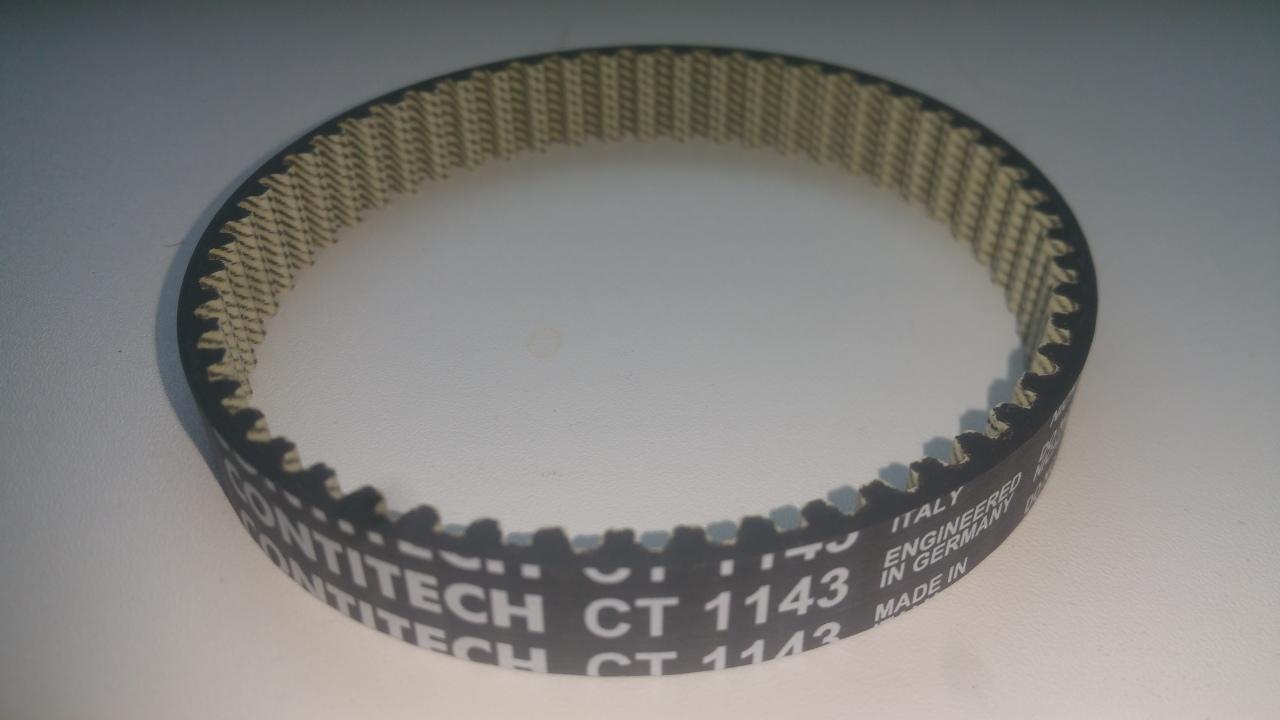 CT1143 Ремень ГРМ VAG 1.8-2.0 TFSI (54x12)