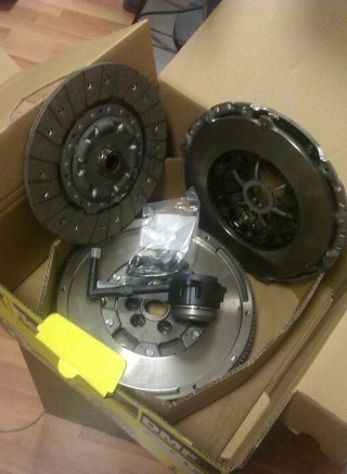 600015100 Сцепление к-т +маховик VW GOLF V/PASSAT VI 2.0TFSI/GTI 04-