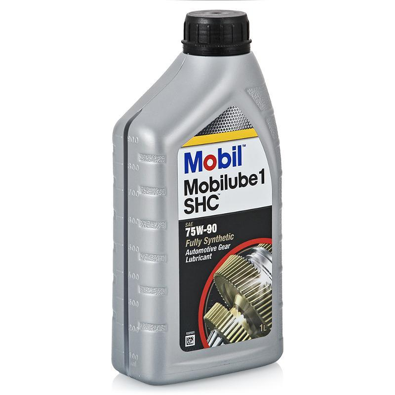 152659 Масло трансмиссионное 75W90 MOBIL 1л MOBILUBE 1 SHC
