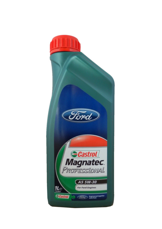157B76 Масло моторное А5  Ford-Castrol 5W-30 (1л) 12*1л